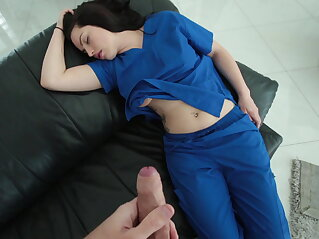 Masturbating to my stepsis | ass ass lovers bald pussy bed