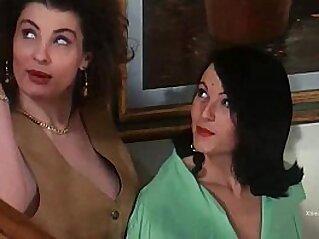 Squillo Di Fuoco (Full movie)   italian pornstar vintage